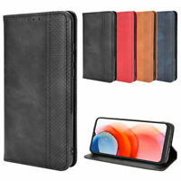 For Motorola MOTO G Play 2021 PU Leather Wallet Stand Magnetic Flip Case Cover