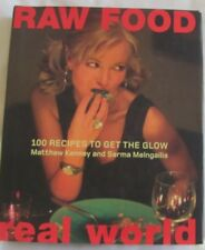 Raw Food Real World: 100 Recipes to Get the Glow by Matthew Kenney, S Melngailis