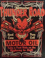 T-shirt Nº 409 Taille s-m-l-xl-2xl Noir Biker Hot Rod Pinup Rockabilly v8