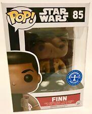 """""""Finn with Lightsaber Vinyl Figur 85"""" Funko POP! Star Wars E7 The Force Awakens"""