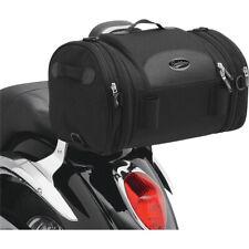 Borsa Moto Posteriore Universale Custom Harley Portabagagli Bauletto Turismo Bmw