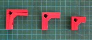 NEW Model Makers 90° degree Right Angle Magnetic Clamps (2 Pairs) - in 4 Sizes