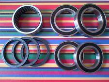 Rear Wheel Hub Bearing Rebuild Kit - Triumph T595 Daytona T509 Speed Triple