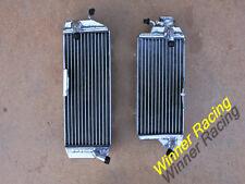 aluminum alloy radiators Kawasaki KX450F/KXF450/KX 450 F 2009