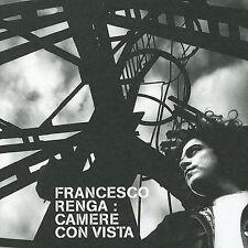 FREE US SHIP. on ANY 2 CDs! ~LikeNew CD Francesco Renga: Camere Con Vista Import