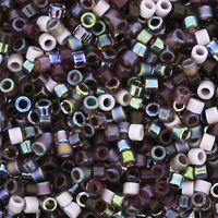 Miyuki Delica Seed Beads Size 11/0 Vineyard Mix 7.2g-Tube (DB-M18)