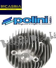 7969 - TESTA CILINDRO POLINI VESPA 125 150 LML 2T STAR DELUXE