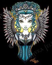 Myka Jelina - Alaura - Angel Art - Signed - NEW