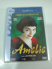 Amelie Jean-Pierre Jeunet Audrey Tautou - DVD Español Frances Nuevo - 2T
