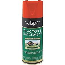 Kubota Orange Spray Paint by Valspar 018.5339-24.076