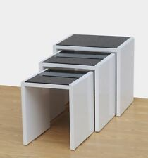With Modern Side & End Tables without Assembly Required