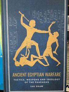 Ancient Egyptian Warfare Hardback Book - New Condition