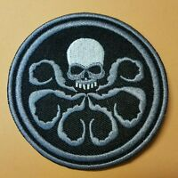 Agents of Shield/Captain America Hydra Sliver Logo Patch 3 inch wide