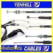 Suit Honda XR600R 1988-2000 Venhill featherlight throttle cables PAIR H02-4-037