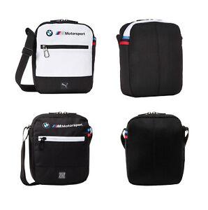 Puma BMW M Motorsport LS Logo Portable Unisex Flight Travel Shoulder Bag