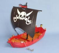 Playmobil Pirate Ship - Skull & Bones - Adventure / Island  NEW