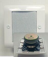 UP Unterputz 5 cm  HiFi Lautsprecher Einbau für Standard Schalterdose