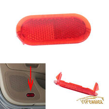 Qty1 Red Door Panel Warning Light Reflector For VW Caddy Touran Polo 9N New