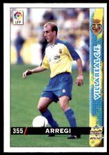 Mundicromo Las fichas de la Liga 98 99 Arregi Villareal No. 355