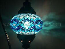SWAN, CAMEL NECK TURKISH MOSAIC LIGHTS LAMPS