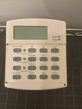 Ge 60-820 Concord SuperBus 2000 Fixed English Keypad Without Flap (Tested)