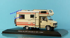 camping car CAPUCINE PILOTE R470 with frame CITROEN C25 tourism vehicle IXO new