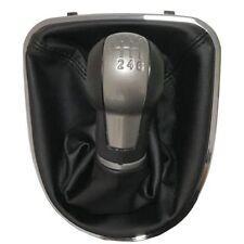 6 Speed Gear Shift Knob for Seat Leon II Altea Toledo III Stick Lever Shifter