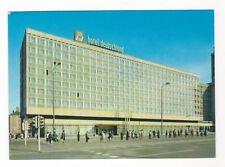 """32/102 AK LEIPZIG HOTEL """"DEUTSCHLAND"""" KARL-MARX-PLATZ  1969"""