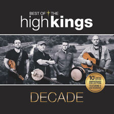The High Kings - DECADE (The Best Of) Irish Folk Music CD