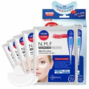 MEDIHEAL N.M.F Aquaring Gel Eyefill Patch 5 Patch /Ceramide /Dark Circle