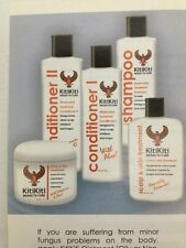 5pc. Kitikiti Medicated Scalp & Skin Treatment System Lg.