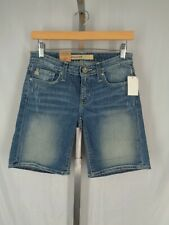 Big Star Jean Shorts Size 26 Revive Light New