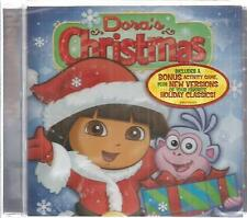 Dora's Christmas by Various Artists CD Sep-2009 Nick Records Diego Backyardigans
