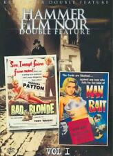 Hammer FILM NOIR-Vol. 1: Bad blond/Mann Köder Neu Region 0 DVD