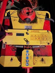 Mulchmäher   ZANON Falc 8 für Einachser   80 cm Arbeitsbreite   Gebraucht
