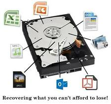 Computer Hard Drive Data Recovery Service – Flat Rate!