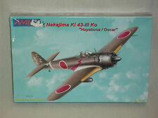 "AML 1/72 Scale Nakajima Ki 43-III Ko ""Hayabusa/Oscar""  -  Factory Sealed"
