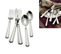 Reed & Barton Preston Service for 8 Plus Serving Set 18/10 Stainless Flatware