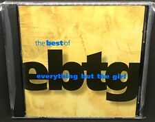 EVERYTHING BUT THE GIRL - THE BEST OF, CD ALBUM.