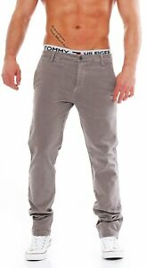 JACK & JONES - NEW BOLTON CHINO - GREY Party Herren Jeans Hose