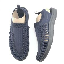 Keen Mens 11 Uneek Evo Paracord Sandals Blue Nights/Black 1023070