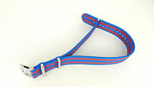 Seiko 5 Sports Barcelona SRP303 Webbing Strap Replacement 4R36 01G0 SRP305 Band