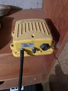 TRIMBLE SNR920 MACHINE CONTROL RADIO