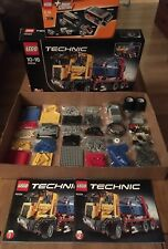 Lego Technic 42024 Container Truck. Inkl 8293 Power Funktions Set. 100% Komplett