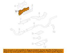 GM OEM-Exhaust Manifold 90537679