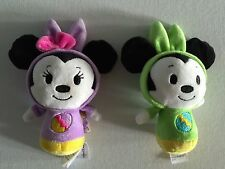 Limited Edition Hallmark Itty Bitty Bittys Easter Mickey Minnie
