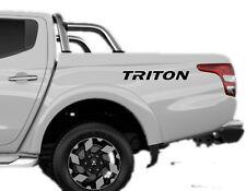 Mitsubishi L200 | Triton | Sport 4x4 | sticker,decal,graphic | FREE POST |BB166