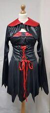Fantastic Darkened Vampiress Halloween Costume Size M UK 10 Vampire Costume