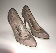 Neues Angebot⭐ m&s ⭐ Nude Hoher Absatz Schuhe Größe UK 3.5 EU 36 NEU UVP £ 39.50