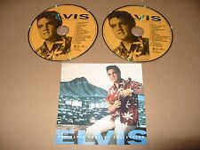The Elvis Presley Collection Movie Magic Time Life 2 cd 31 tracks 2001 Rare